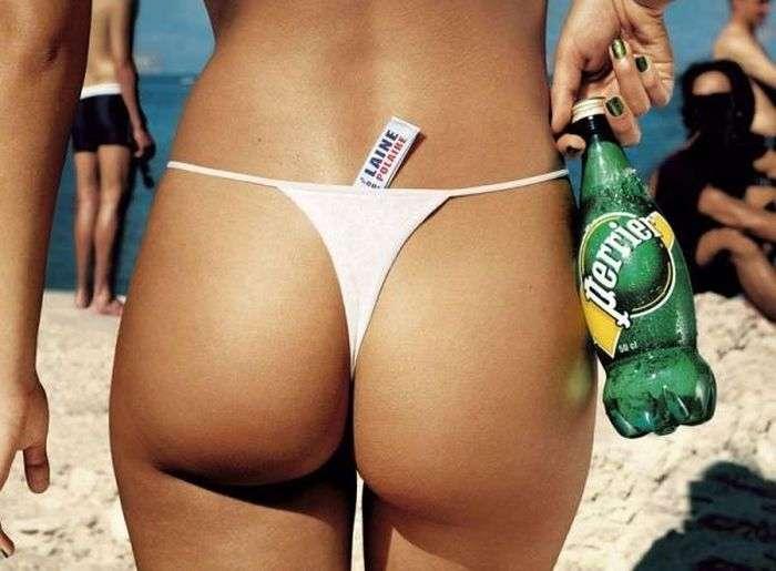 Відверта реклама зі всього світу (70 фото)