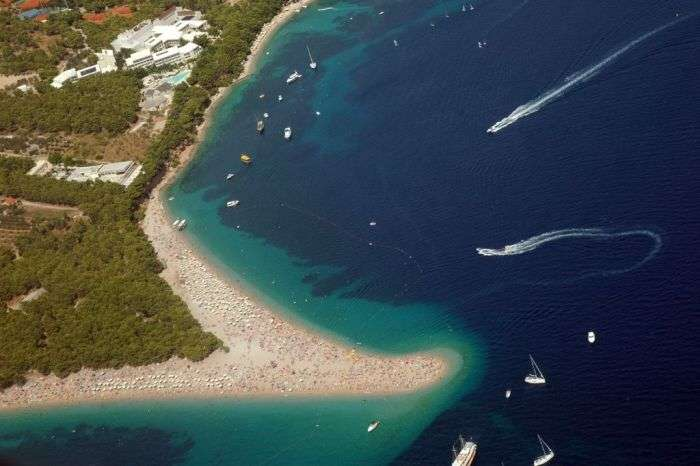 Дивовижний пляж Золотий Ріг (6 фото)