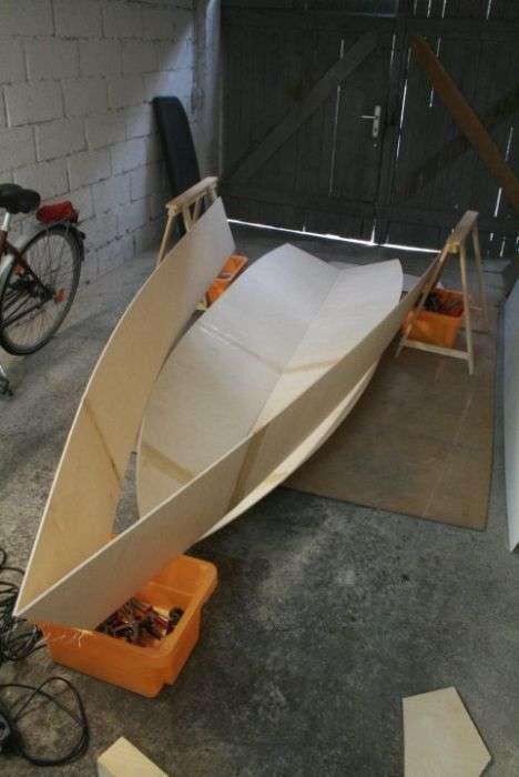 Як зробити човен своїми руками (34 фото)