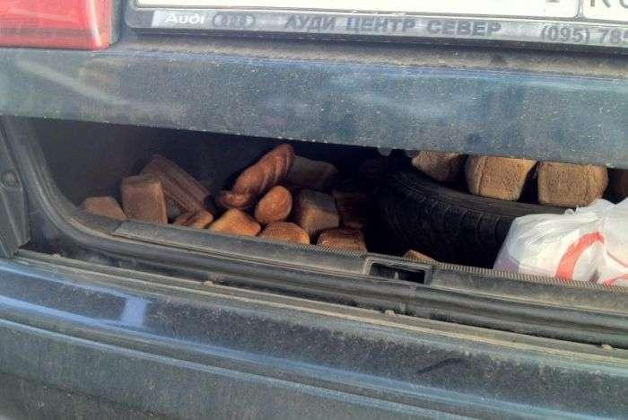 А де ви купуєте хліб? (3 фото)