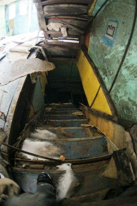 Покинутий теплохід «Булгарія» (11 фото)