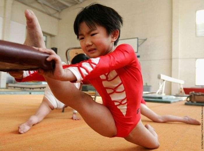 Чого варті китайські золоті медалі на Олімпіаді (38 фото)