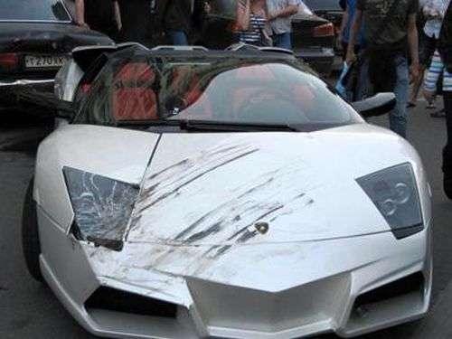 Найстрашніші аварії суперкарів 2012 (16 фото)
