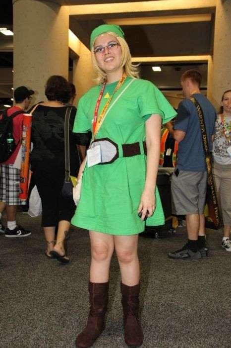 Кращий косплей з Comic Con 2012 (34 фото)