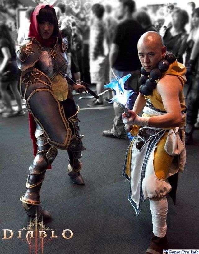 Фанати довгоочікуваних ігор Diablo 3 і Starcraft 2 (68 фото)