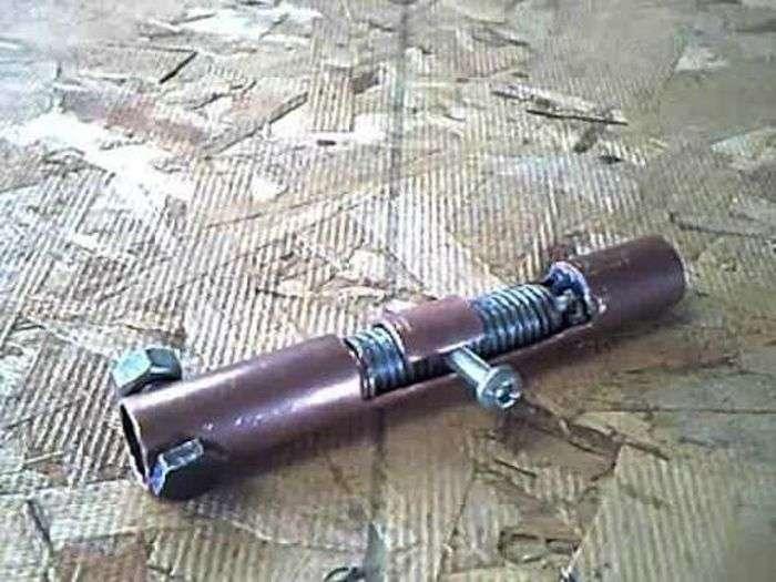 Саморобна зброя своїми руками (19 фото)
