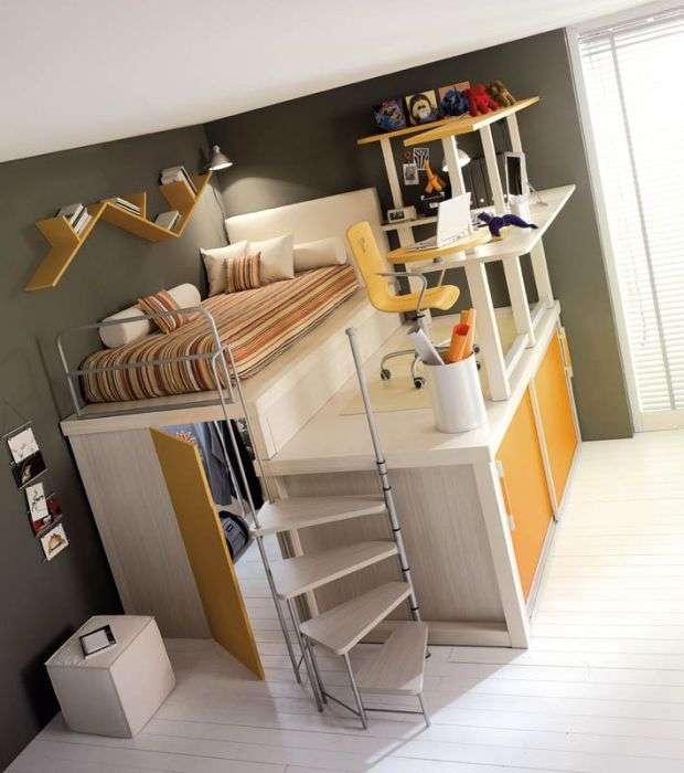 Креативний дизайн дитячих кімнат (12 фото)