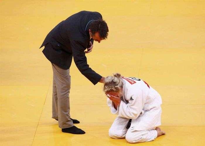 Емоції на Олімпіаді 2012 (24 фото)