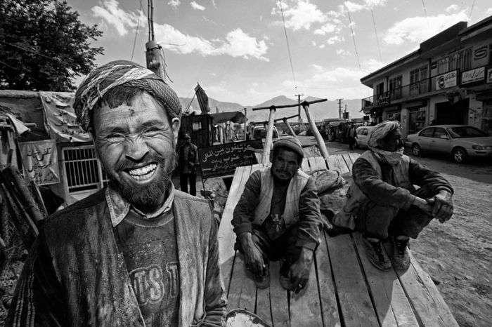 Фотопроект: Особи Афганістану (28 фото)