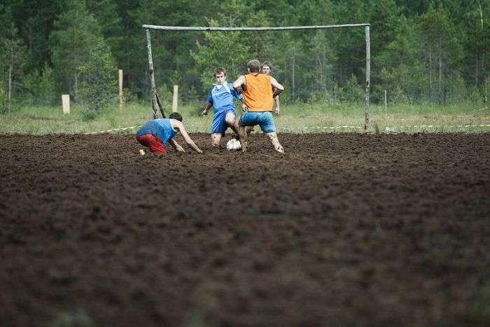 ТОП-10 відданих футболістів (10 фото + текст)
