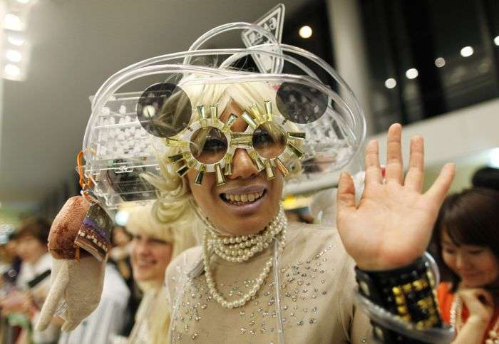 Фанатки Lady Gaga. Частина 2 (29 фото)