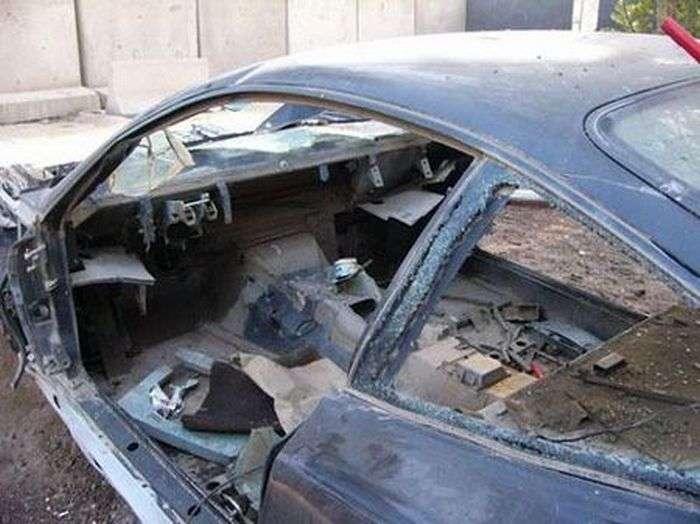 Колекція автомобілів Удея Хусейна (19 фото)