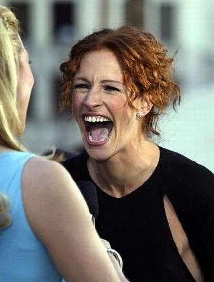 Смішні і дивні вирази осіб (79 фото)