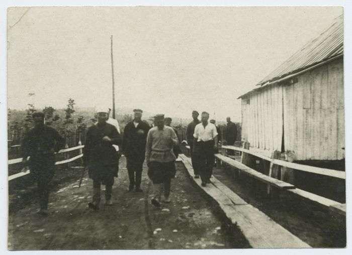 Архівні знімки вязнів Гулагу (18 фото)