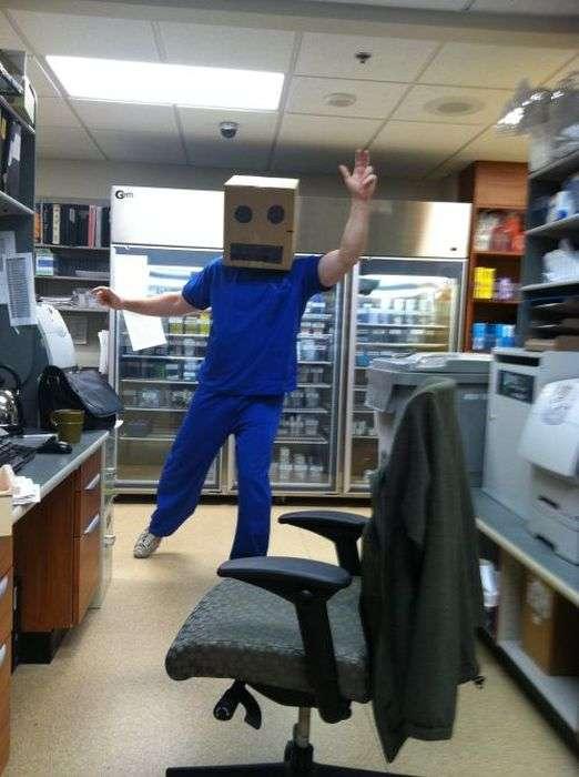 Я ненавиджу свою роботу. Частина 4 (50 фото)