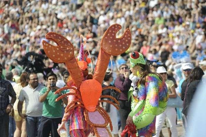 Карнавал Самби в Гельсінкі (116 фото)