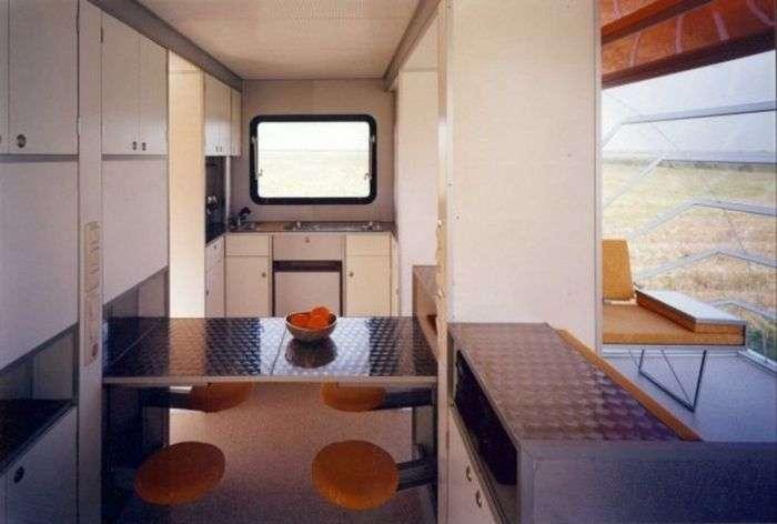 Класний будинок на колесах (5 фото)