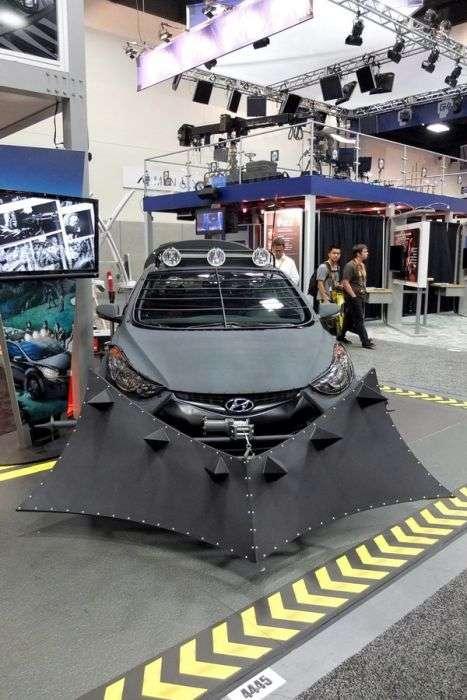 Кращий автомобіль для зомбі-апокаліпсису (10 фото)