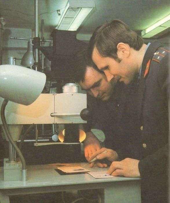 Міліція в Радянському Союзі (58 фото)