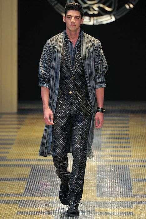 Чоловіча мода вже не та... (25 фото)