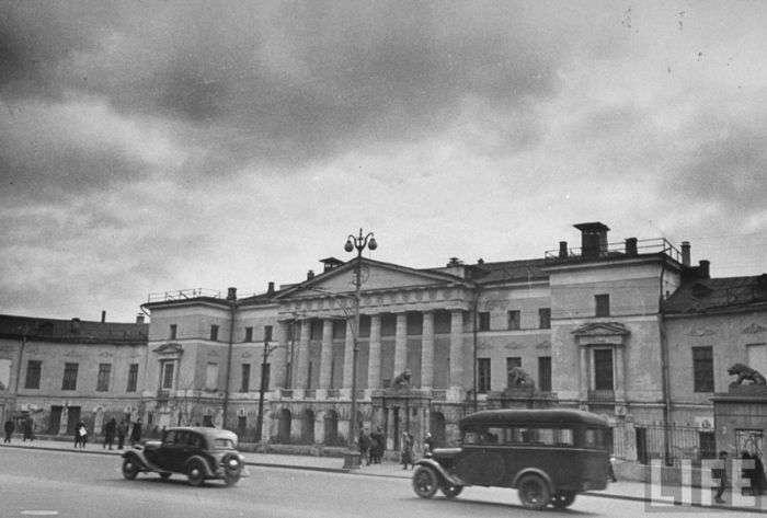 Життя в столиці 1962 року (38 фото)