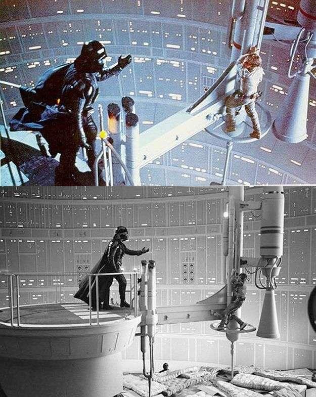 Як створюються спецефекти в кіно (11 фото)