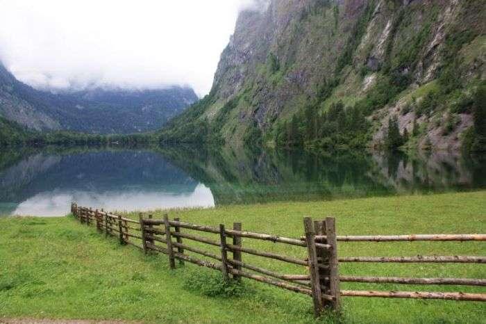 Неймовірно красиве озеро Оберзее в Німеччині (42 фото)
