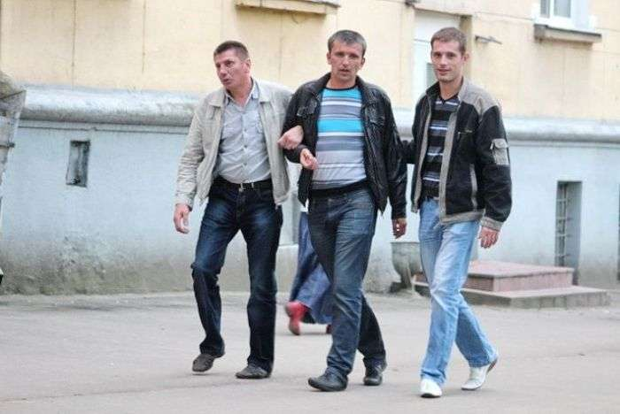 Боротьба з алкоголізмом в Мінську (7 фото)