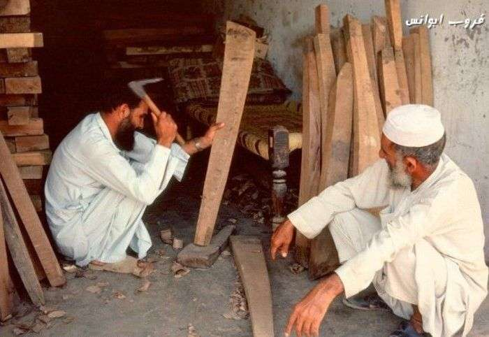 Збройова фабрика в Пакистані (22 фото)