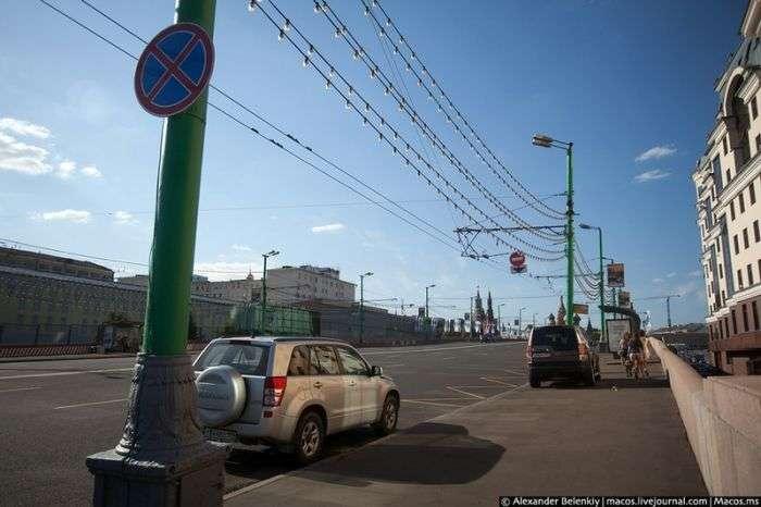 Проблеми паркування в Москві (59 фото)