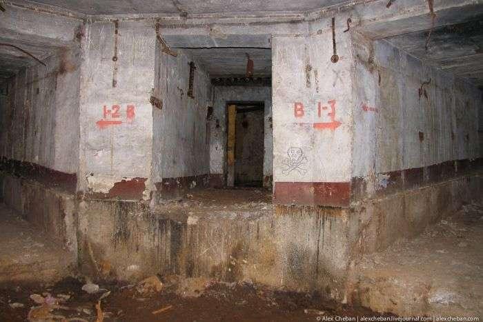 Занедбані шахти ядерних ракет (7 фото)
