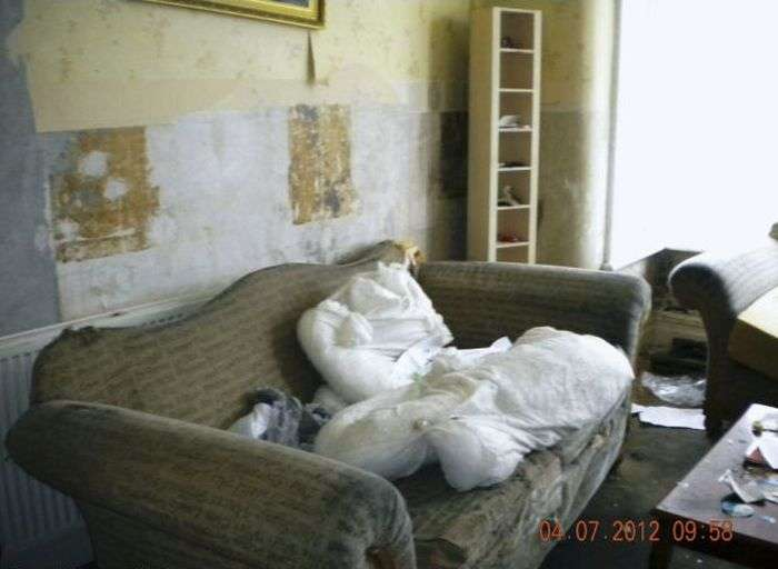 Жорстка помста орендодавцю (12 фото)