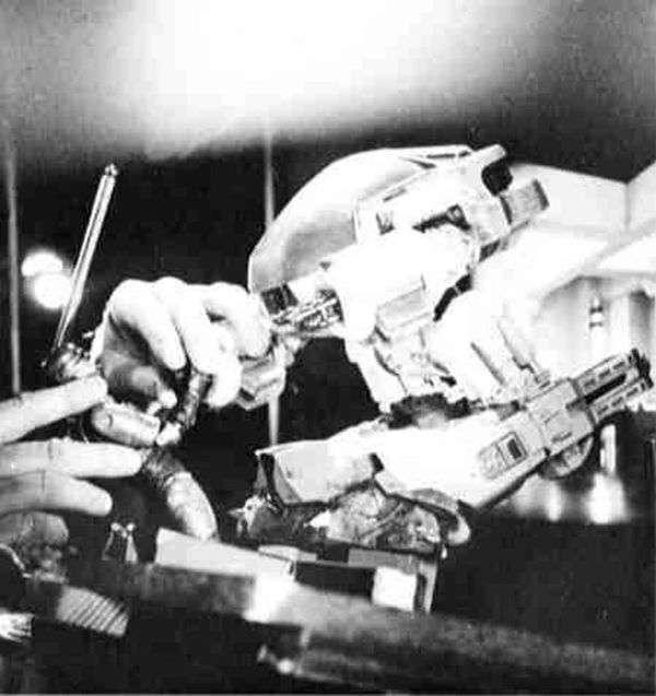 Як знімався фільм РобоКоп (52 фото)