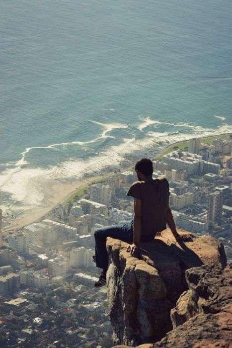 Екстремали, які не бояться висоти (46 фото)