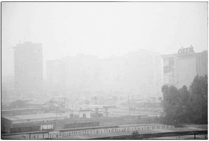 Серйозні пожежі в Сибіру (36 фото)