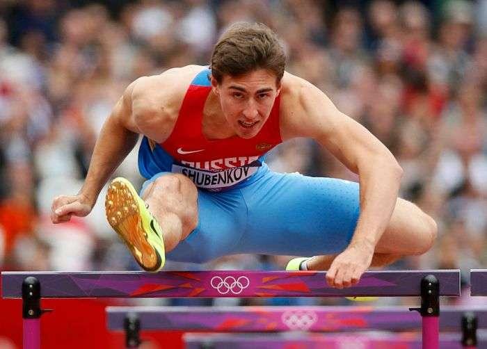 Російські спортсмени на Олімпійських іграх в Лондоні (39 фото)