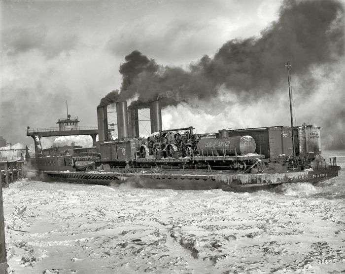 Архівні знімки Америки 1870-1920 років (100 фото)