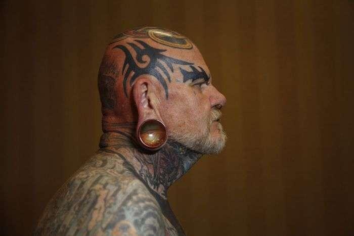 Тату-манія в США (16 фото)