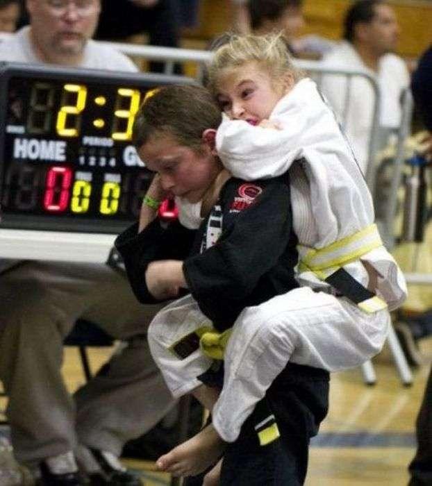 Веселі і не дуже фотографії спорту (82 фото)