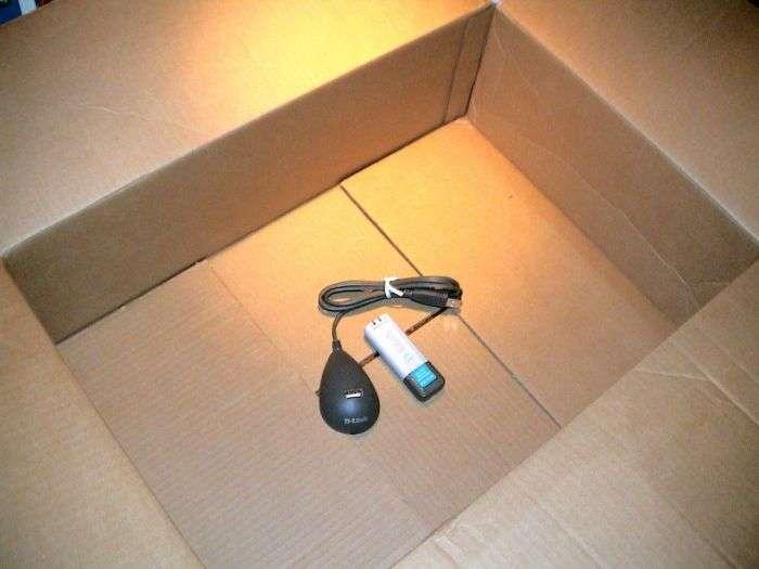 Доставка USB Wi-Fi адаптора поштою (3 фото)