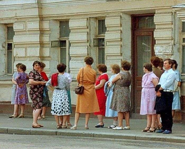 Радянський Союз. 1989 рік (36 фото)