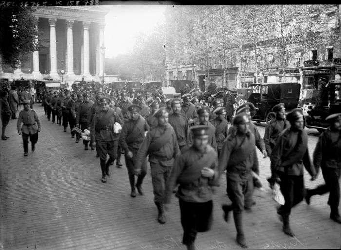 Фотографії експедиційного корпусу Російської армії 1916 року (50 фото)