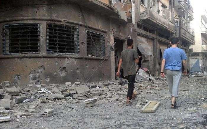 Наслідки війни в Сирії (26 фото)