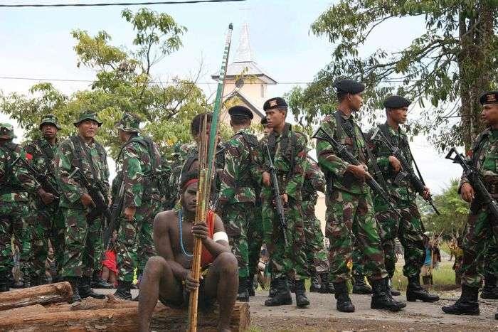 Війна папуасів (13 фото)
