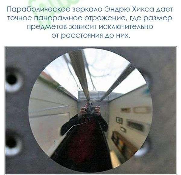 Факти про дзеркалах (8 картинок + текст)