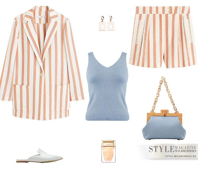 Модный лен: 5 образов от стилиста гардероб,мода и красота,модные сеты,модные тенденции,одежда и аксессуары
