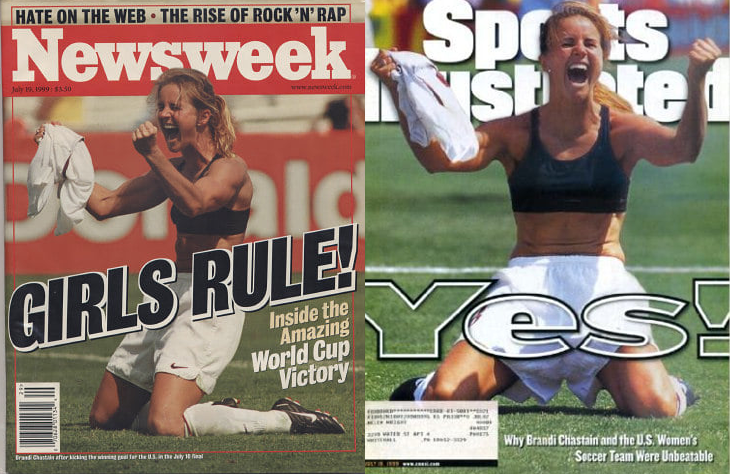 Американки выиграли четвертый чемпионат мира. Их главная цель – равноправие в футболе Спорт