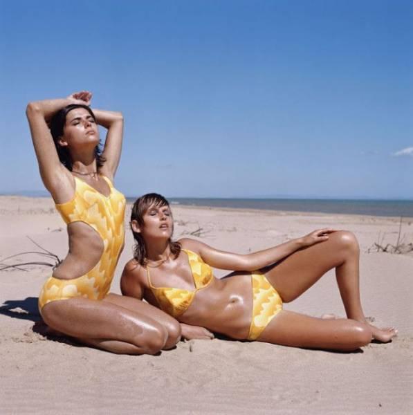 15 модных трендов 70-х, которые ушли и обещали не возвращаться Интересное