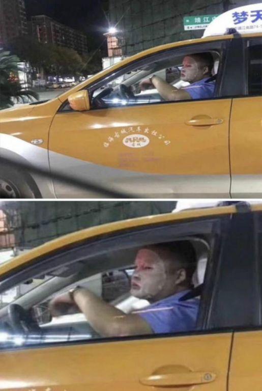 Ситуации на дороге, которые удивление, но и безудержный смех Интересное