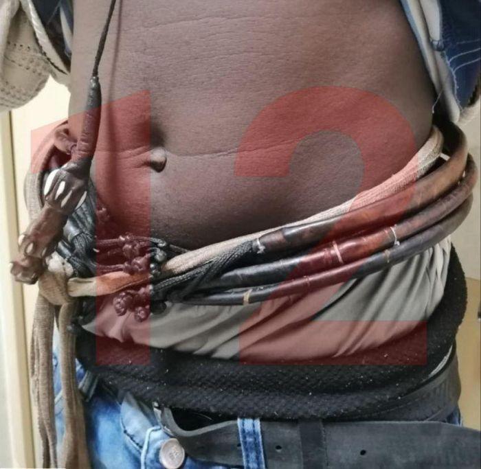 В Москве задержан африканец.... с засушенным кишечником его родителей! Всячина